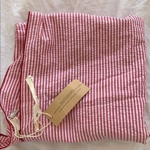 donni bnwt striped scarf / sarong